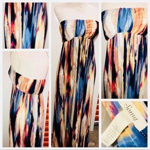 Soma Maxi Dress 👗 Size LARGE